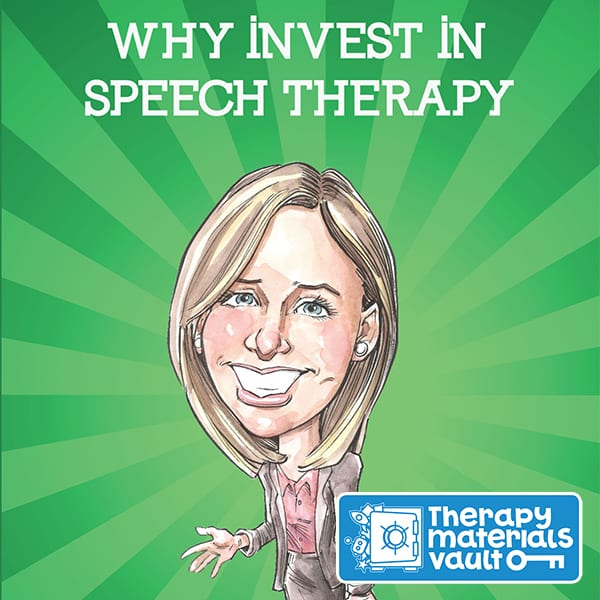 Why Invest in Speech Therapy
