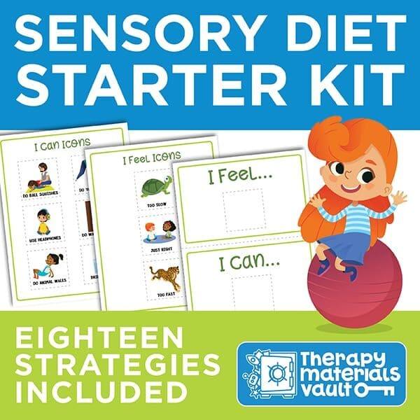 Sensory Diet Starter Kit