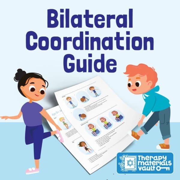 bilateral coordination handout OT handout