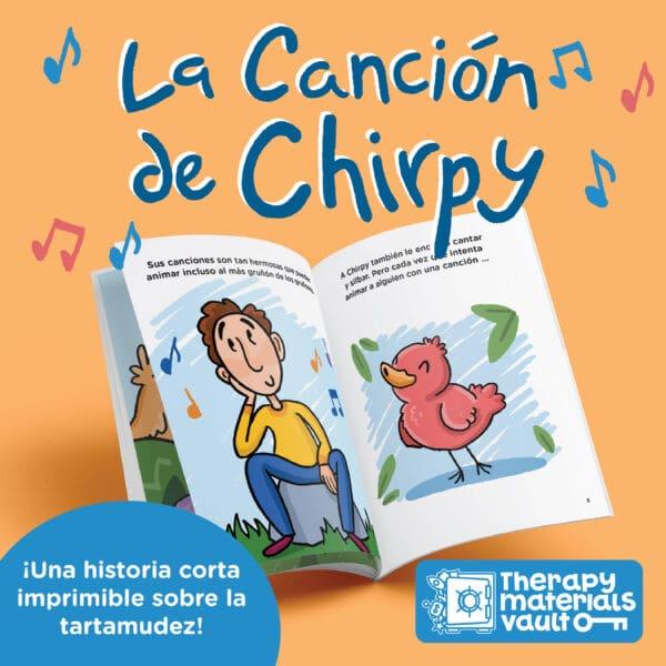 Historia corta sobre la tartamudez Spanish Stuttering Story