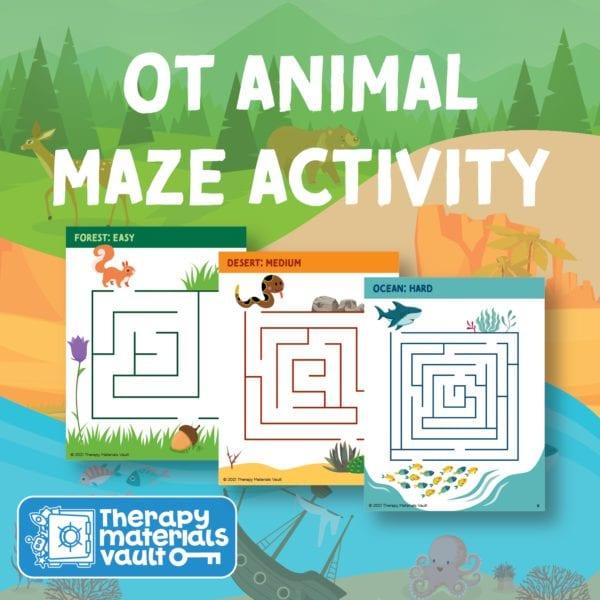 Animal Maze for OT
