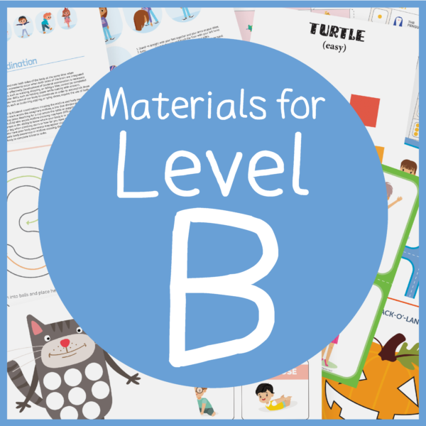 Foundations of Handwriting Materials for Ages 3