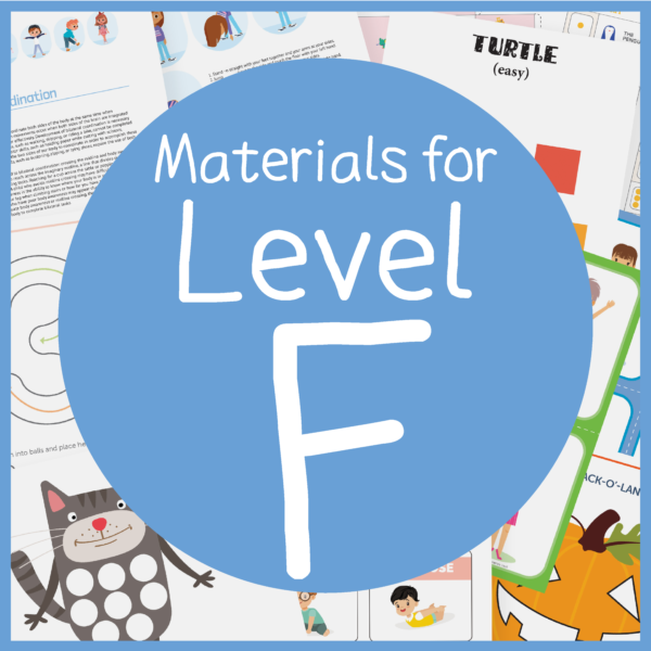 Foundations of Handwriting fine motor activities for ages 7 and up
