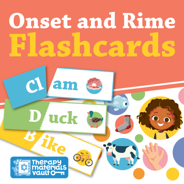 Onset and Rime Flashcards